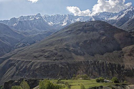 Tajikistan, Province Of Mountain-badakhshan, Pamir