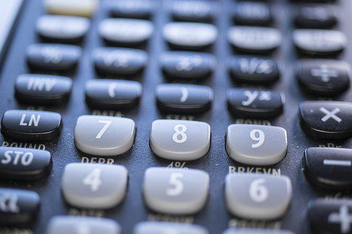 Calculator, Mathematics, Computation, Numbers, Data