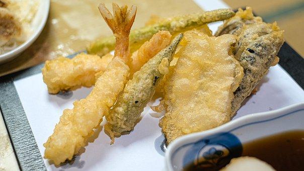 Fried Vegetables, Food, Shrimp Tempura, Fried Shrimp
