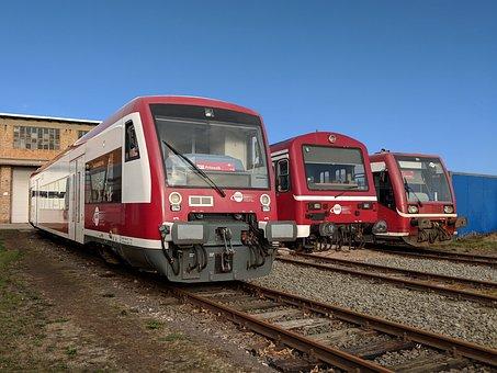 Hanseatic Railway, Prignitz, Meyenburg, Regio Shuttle
