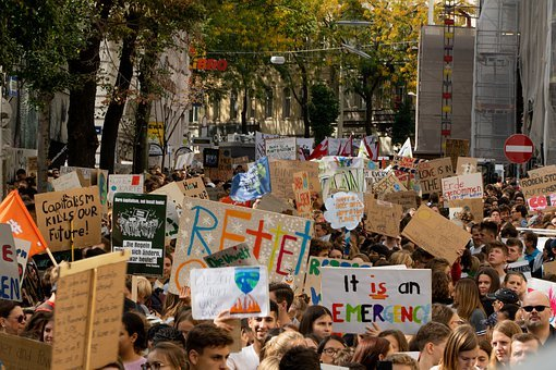 Environmental Protection, Show Me, Action, Protests
