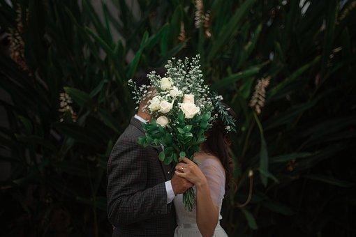 Wedding Day, Bride, Asian Bride, Love, Marriage