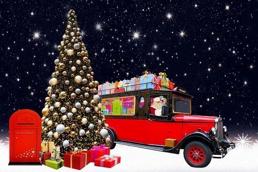 Background, Emotions, Christmas, Christmas Motif