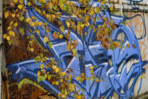Graffiti, Graffiti Art In The Free