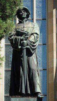 Zwingli, Capel Battle, Zurich, Grossmünster