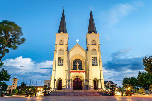 Church, Religion, Cathedral, Building, Gothic