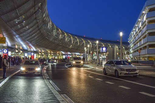 Architecture, Airport, Building, Terminal, Modern