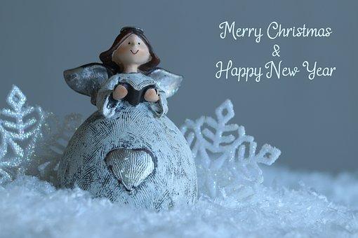 Christmas, White, Public Holidays, Snow, Snowflakes