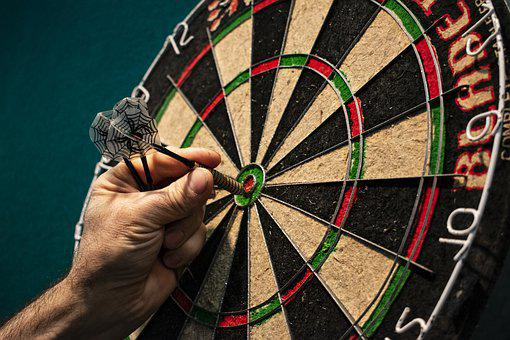 Darts, Entertainment, Competition, The Purpose Of The