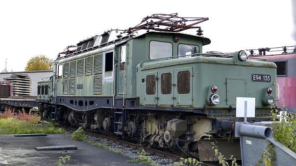 Train, Railway, Railway Station, Locomotive, Transport
