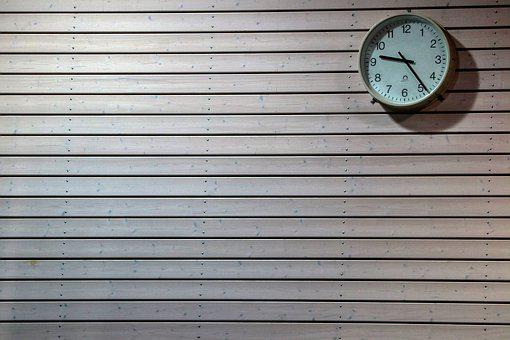 Clock, Time Of, Pointer, Time, Clock Face