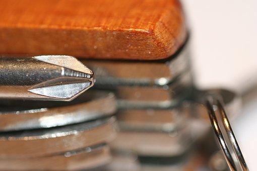 Sac Diameter, Wood, Screwdriver, Craft, Tool, Metal