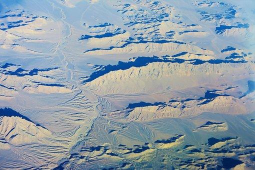Desert, Nature, Sand, Landscape, Dry, Hot, Arid, Travel