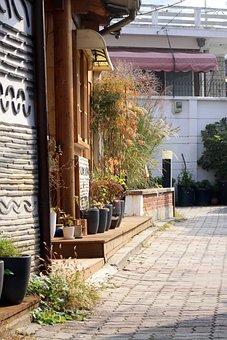 Bukchon, Hanok, Traditional Houses, Republic Of Korea