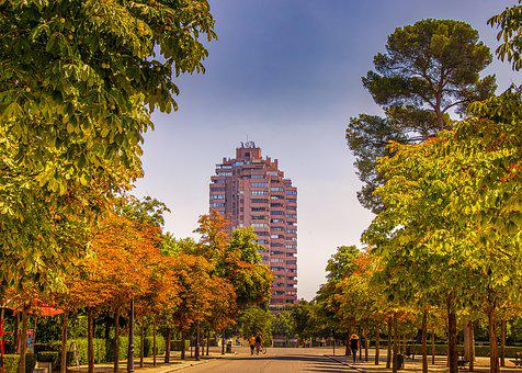 Madrid, Spain, Architecture, City, Tourism, Spanish
