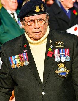 Veteran, Remembrance Day, Memorial, Military