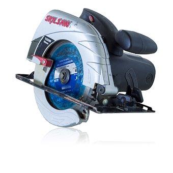 Skilsaw 5166, 66mm, 1250w, Circular Saw, Isolated, Saw