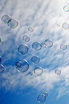 Bubbles, Transparent, The Soap, Ball, Floating, Air