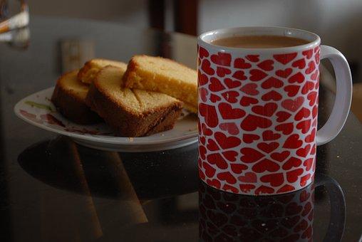 Coffee, Love, Breakfast, Caffeine, Hot, Cup, Drink