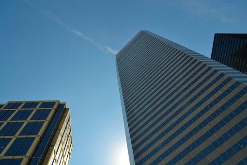 Business, Office, Building, Finance, Houston, Texas
