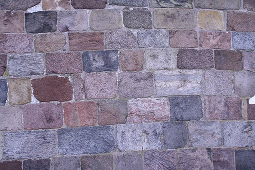 Wall, Structure, Masonry, Background, Square, Color
