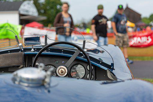 Car, Dashboard, Classic, Antique, Vehicle, Vintage