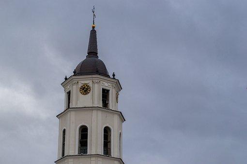 Lithuania, Vilnius, Capital, City, Chapel, Tower