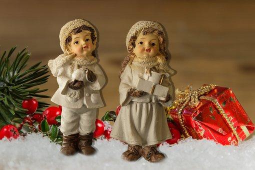 Christmas, Figures, Decoration, Christmas Time, Deco
