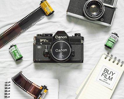 Film, Film Camera, Camera, Photography, Photographer
