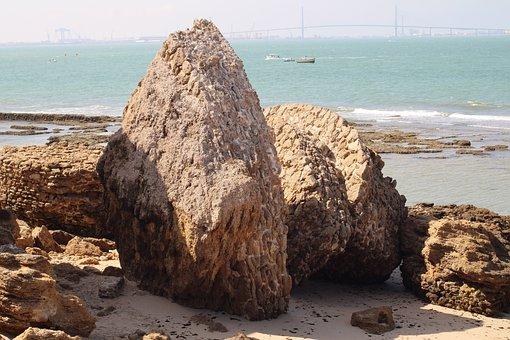 Playa De Santa Catalina, Fort Of Santa Catalina