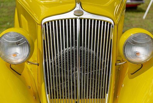 Car, Classic, Vintage, Vehicle, Automotive, Auto, Retro
