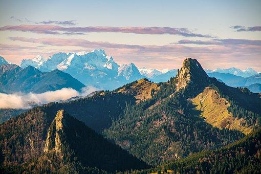 Zugspitze, The Book Of Stone, Leonard Stone, Summit