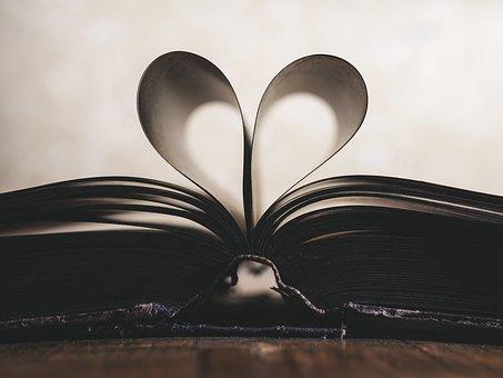 Paper, Romance, Symbol, Valentine, Love, Book, Day, Old