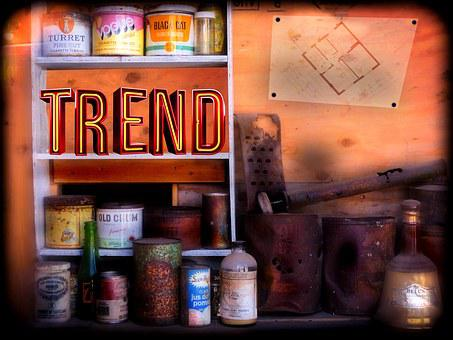 Trend, Consultant, Media, Shops, Business, Company
