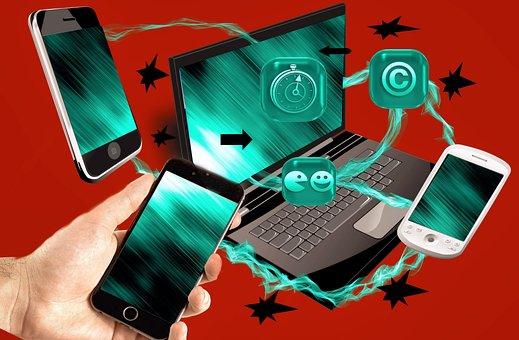 Digital, Networked, Networking, Internet, Communication