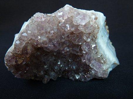 Amethyst, Agate, Violet, Crystal Cave, Druze, Gem Top