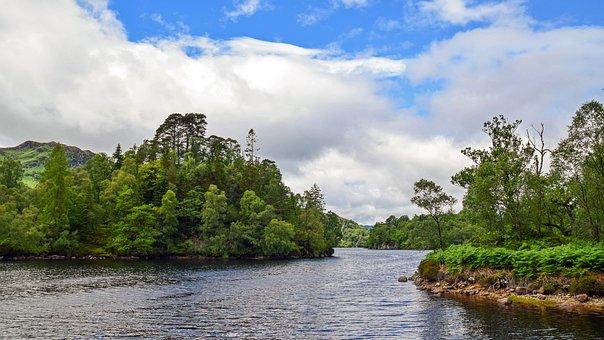Scotland, England, Highlands And Islands, National Park