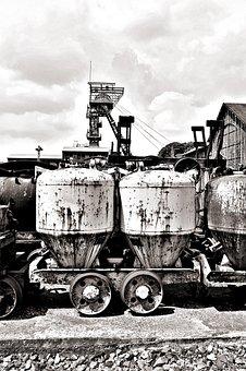 Bill, Mining, Industrial Heritage, Ruhr Area, Industry