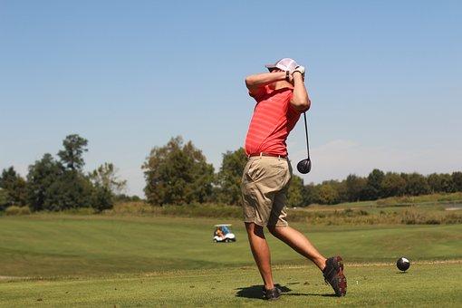 Man, Golf, Golfing, Sport, Green, Course, Golfer