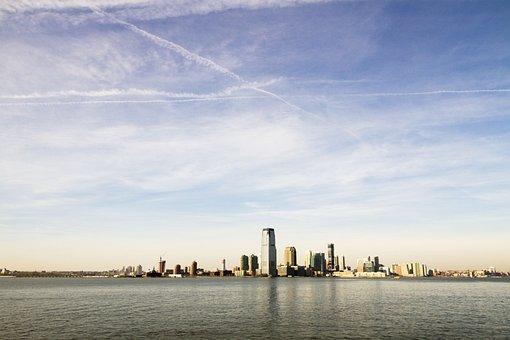 Ny, New York, Us, Manhattan, Urban, City, Travel