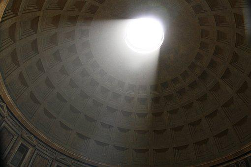 Rome, Italy, Pantheon, Architecture, Ancient Times
