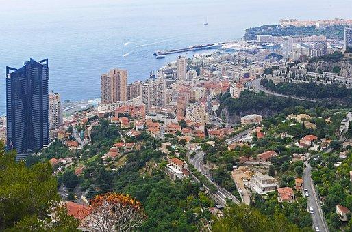 Monaco, Monte Carlo, Côte D ' Azur, Principality Of