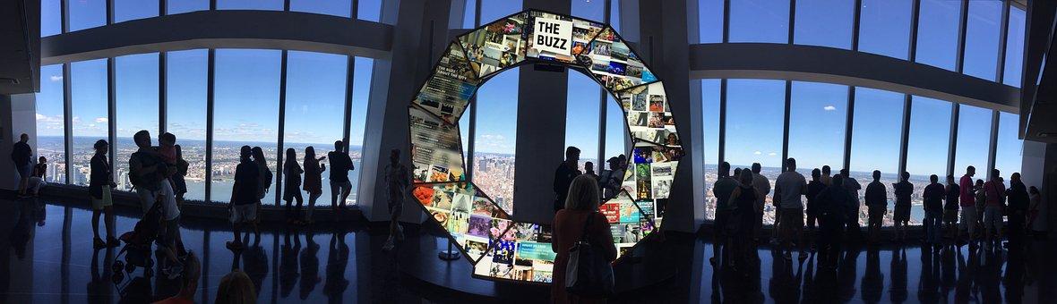 World Trade Center, Usa, Manhattan, United States