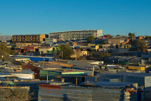 Katutura, Windhoek, Namibia, City, Africa, Township