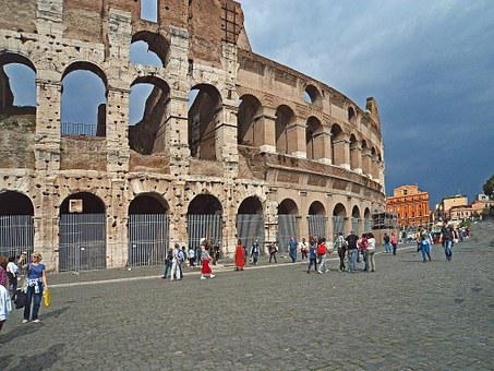The Coliseum, Architecture, Monumental