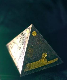 Pyramid, Egyptian, Mysterious, History, Art, Old