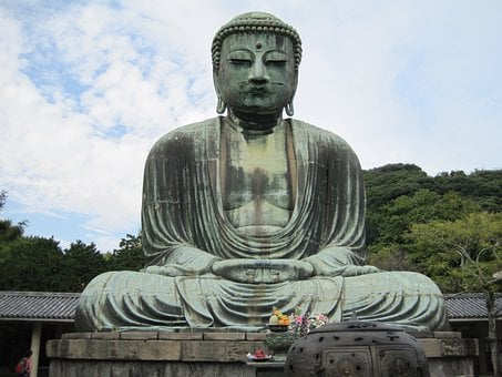 Buddha, Statue, Buddhism, Religion, Sculpture