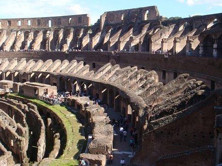 Colosseum, Coliseum, Flavian Amphitheatre