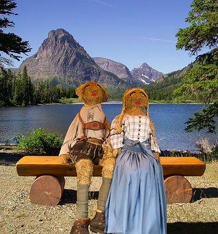 Costume, Clothing, Tradition, Customs, Bavaria, Dirndl