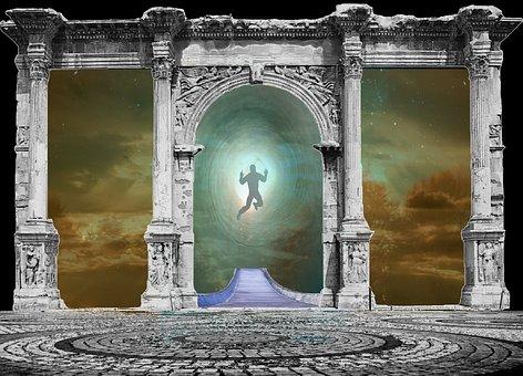 Beyond, Death, Life After Death, Life Eternal, Mystical